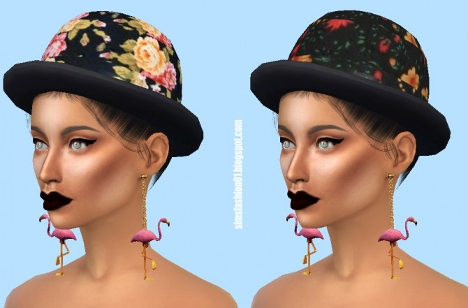 Hat at Sims Fashion01 image 16113 670x441 Sims 4 Updates