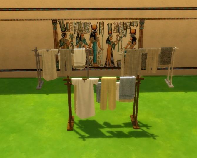 Ancient Egypt Conversion Set At Mara45123 187 Sims 4 Updates
