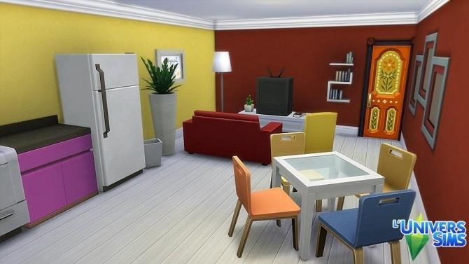 Sims 4 Tampico house by MatSims Créa at L'UniverSims