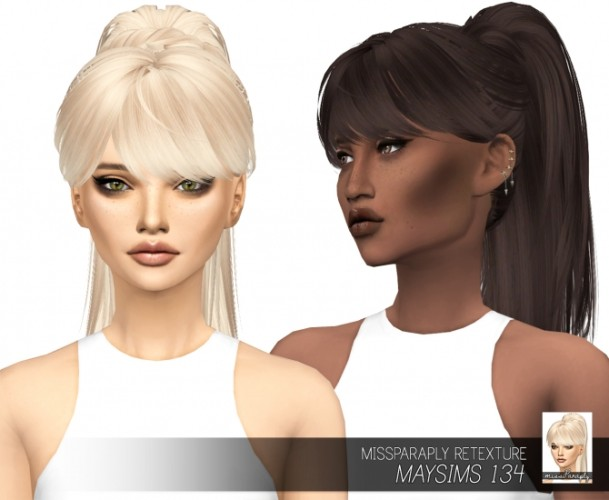 Hairstyles Updates: Sims 4 Hairstyles Downloads » Sims 4 Updates » Page 64 Of 505