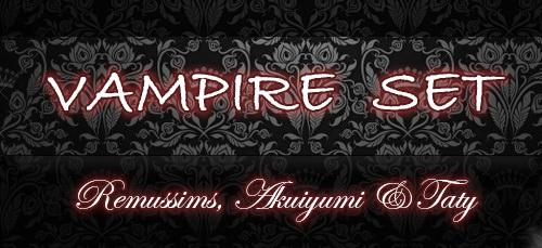 Vampire set at Taty – Eámanë Palantír image 18412 Sims 4 Updates