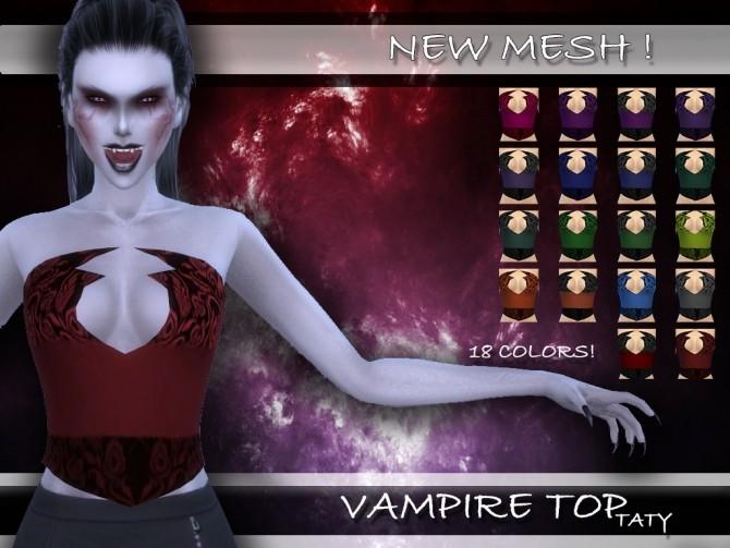 Vampire set at Taty – Eámanë Palantír image 18712 670x503 Sims 4 Updates