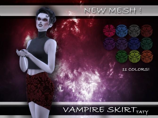 Vampire set at Taty – Eámanë Palantír image 18812 670x503 Sims 4 Updates