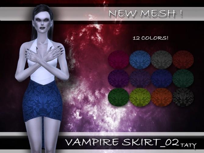 Vampire set at Taty – Eámanë Palantír image 18911 670x503 Sims 4 Updates