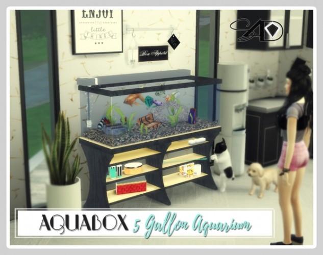 Aquarium sims 4 updates best ts4 cc downloads for Sims 4 fishing