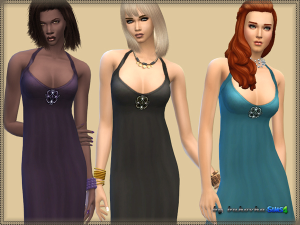Dress Angelique by bukovka at TSR image 1917 Sims 4 Updates