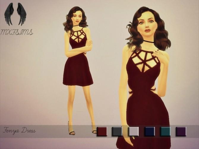 Fenya Collaboration at MXFSims image 1937 670x503 Sims 4 Updates