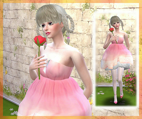 give flowers poses at a luckyday sims 4 updates. Black Bedroom Furniture Sets. Home Design Ideas
