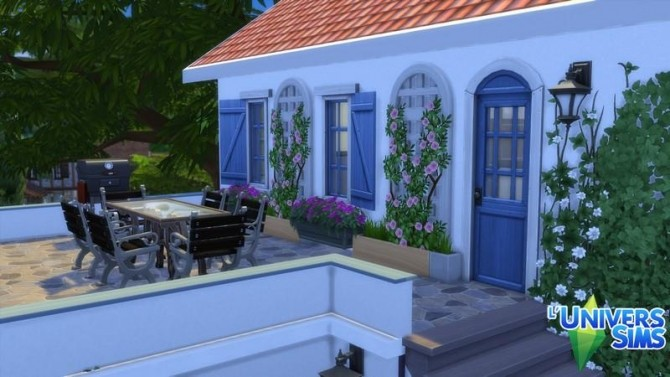 Lazure house by chipie cyrano at L'UniverSims image 19510 670x377 Sims 4 Updates