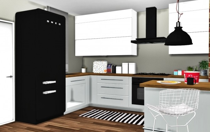 Basic Kitchen Update At Mxims Sims Updates