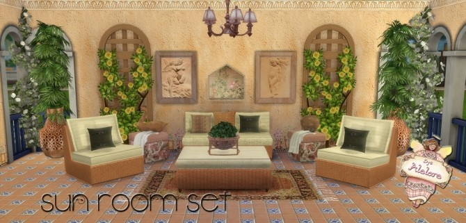 SUN ROOM SET at Alelore Sims Blog image 2061 670x321 Sims 4 Updates