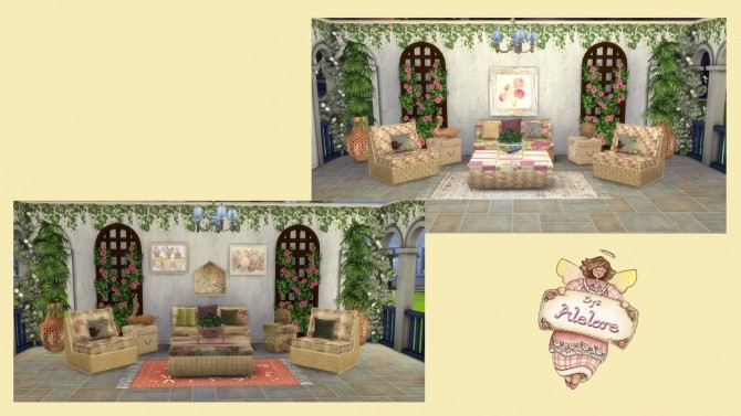 SUN ROOM SET at Alelore Sims Blog image 2071 670x377 Sims 4 Updates