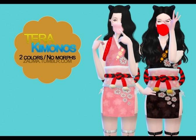 Kimono 187 Sims 4 Updates 187 Best Ts4 Cc Downloads