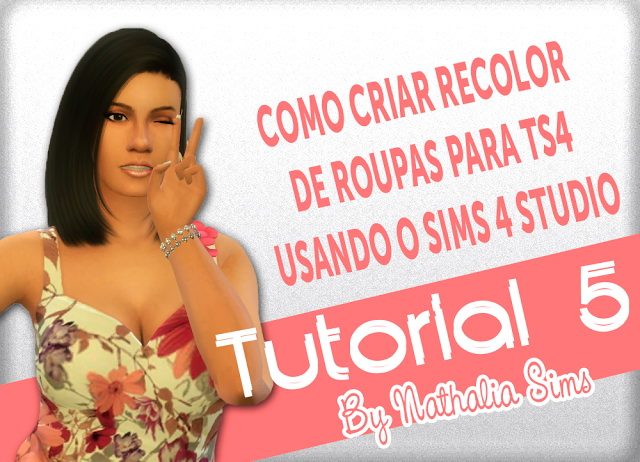 How to recolor clothes for TS4 using the Sims Studio 4 at Nathalia Sims image 2131 Sims 4 Updates