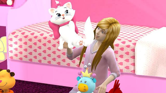 Kids Functional Toy Set Part1 At Sanjana Sims 187 Sims 4 Updates