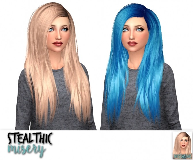 Stealthic lovesick, misery & paradox retextures at Nessa Sims image 23110 670x557 Sims 4 Updates