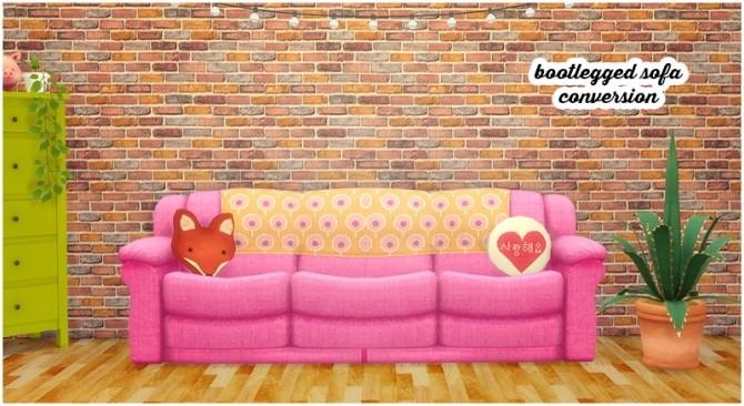 Bootlegged sofa conversion at Lina Cherie image 2355 670x366 Sims 4 Updates