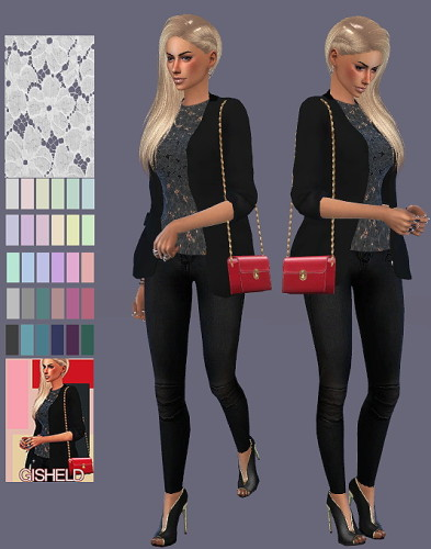 Discover and download the best clothing items for FREE at The Sim Catalog!