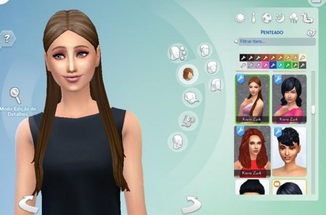 Sims 4 Tender Hair at My Stuff