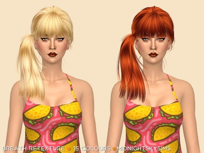 Sims 4 Breath Retexture by midnightskysims at SimsWorkshop