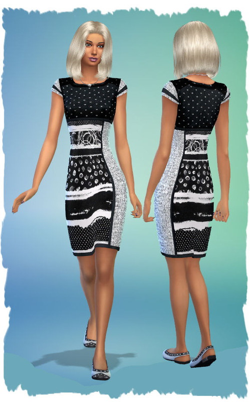 Colorful dresses by Chalipo at All 4 Sims image 353 Sims 4 Updates