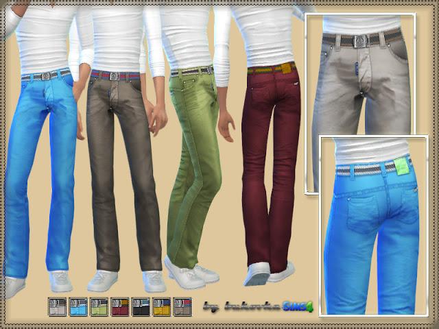 Sims 4 Pants at Bukovka