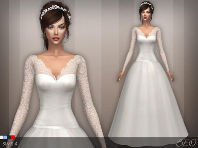 Wedding Dresses Under 500: Wedding » Sims 4 Updates » Best TS4 CC Downloads » Page 6
