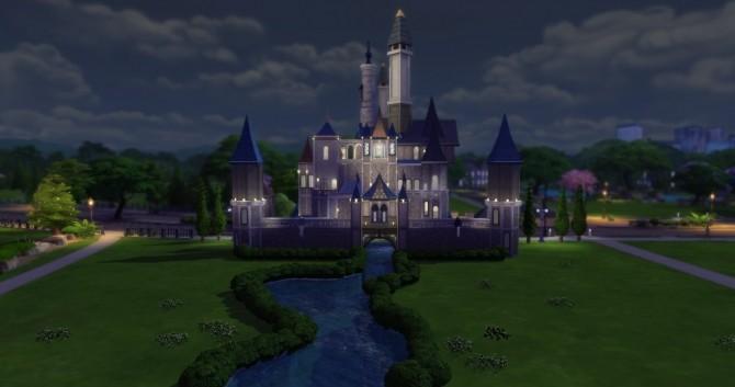 Disney Castle No Cc By Jamspanumas At Mod The Sims 187 Sims