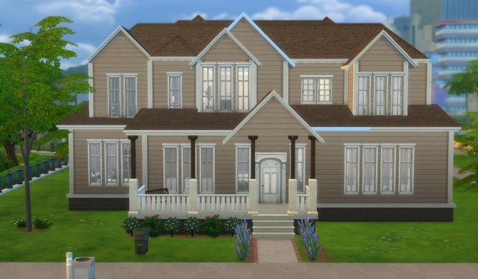Rambling Mansion by Evairance at Mod The Sims image 459 670x391 Sims 4 Updates