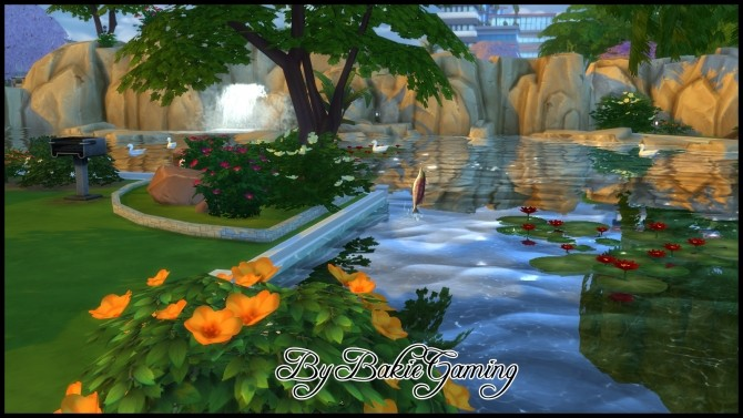 Non Transparent Pool Water By Bakie At Mod The Sims 187 Sims
