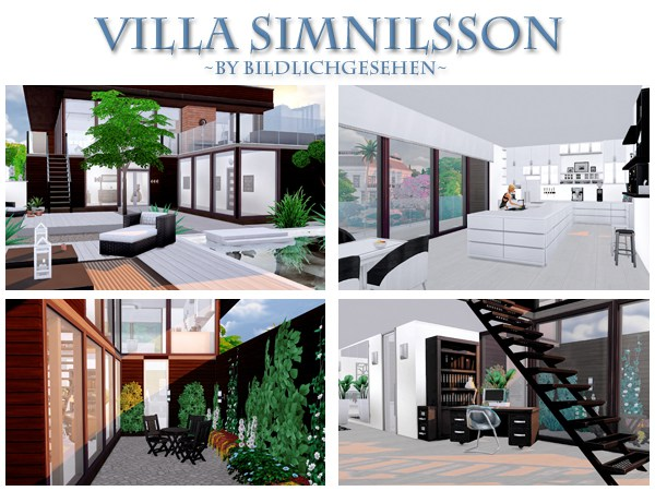 Simnilsson villa at Akisima image 56 Sims 4 Updates