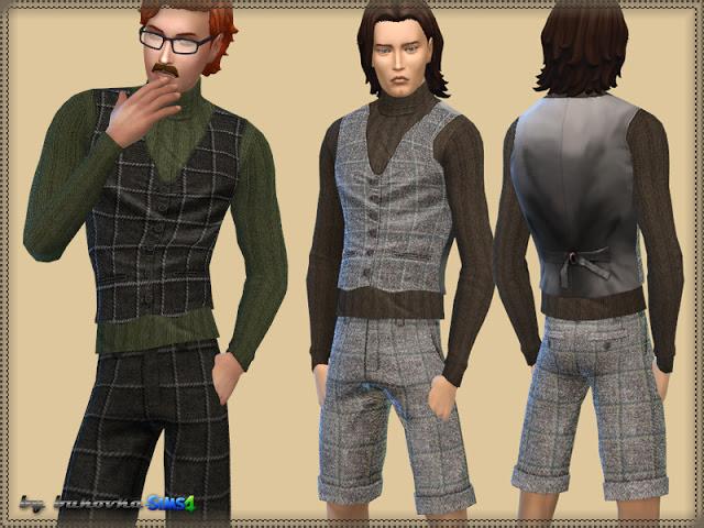 Set Dr. Watson at Bukovka image 7110 Sims 4 Updates