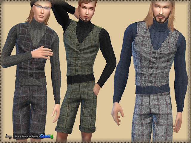 Set Dr. Watson at Bukovka image 726 Sims 4 Updates