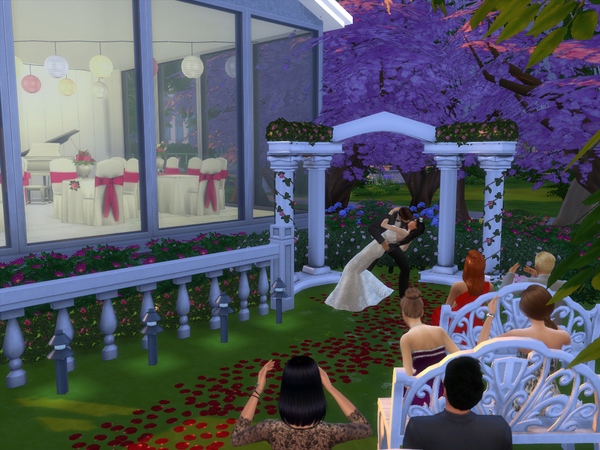 how to build venues sims 4