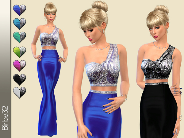 Crystal Luxury by Birba32 at TSR image 730 Sims 4 Updates