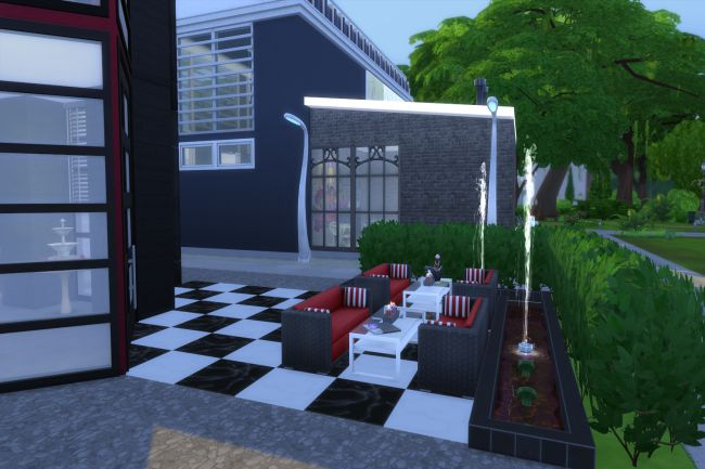 Black Velvet club by ChiLLi at Blacky's Sims Zoo image 8210 Sims 4 Updates