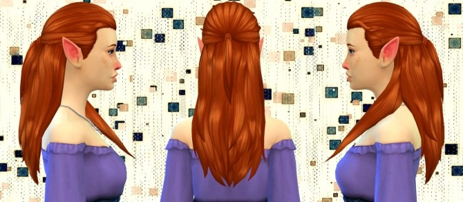 Rosita Hair V1 at Simduction image 83 670x292 Sims 4 Updates