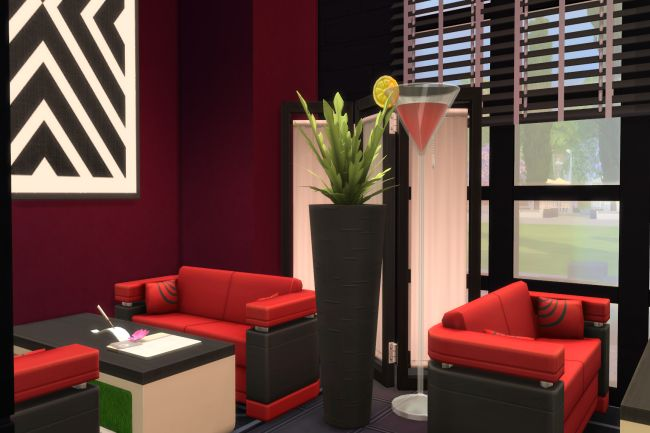 Black Velvet club by ChiLLi at Blacky's Sims Zoo image 838 Sims 4 Updates