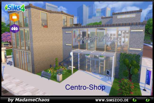 Centro Shop by MadameChaos at Blacky's Sims Zoo image 9110 Sims 4 Updates
