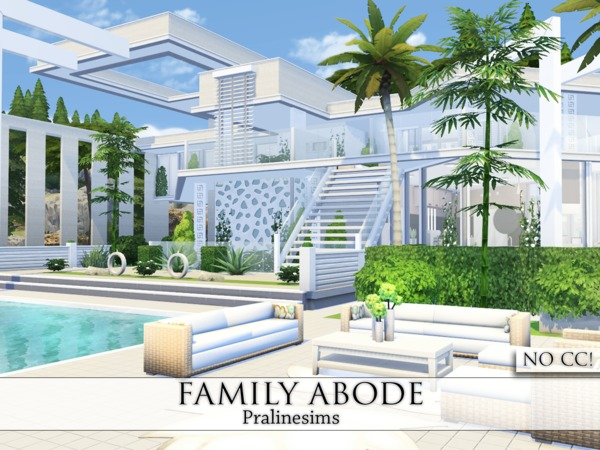 Family Abode by Pralinesims at TSR image 912 Sims 4 Updates