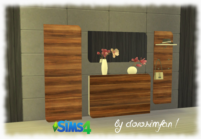 Sims 4 Redcross garderobe by dorosimfan1 at Sims Marktplatz