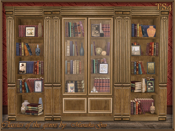 Sims 4 Classics of the genre Addition by Maruska Geo at TSR