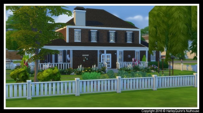 The Mattone house at Harley Quinn's Nuthouse image 9610 670x375 Sims 4 Updates