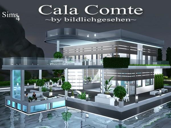 Cala Comte house by Bildlichgesehen at Akisima image 969 Sims 4 Updates