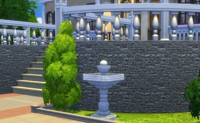 Sims 4 Rock solid foundation5 swatches at Sims 4 Studio