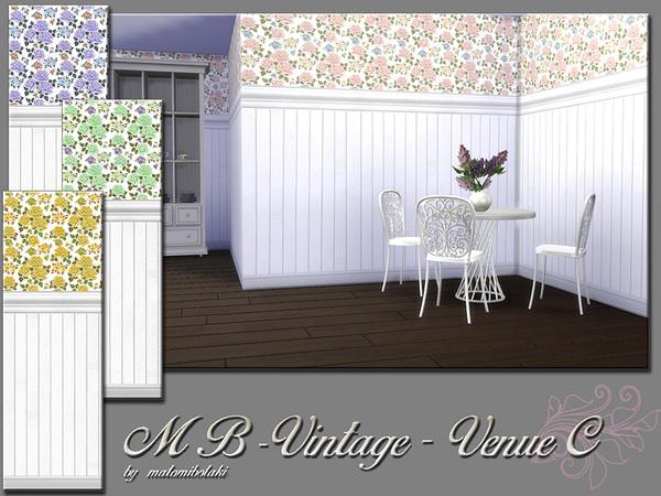 MB Vintage VenueC by matomibotaki at TSR image 106 Sims 4 Updates