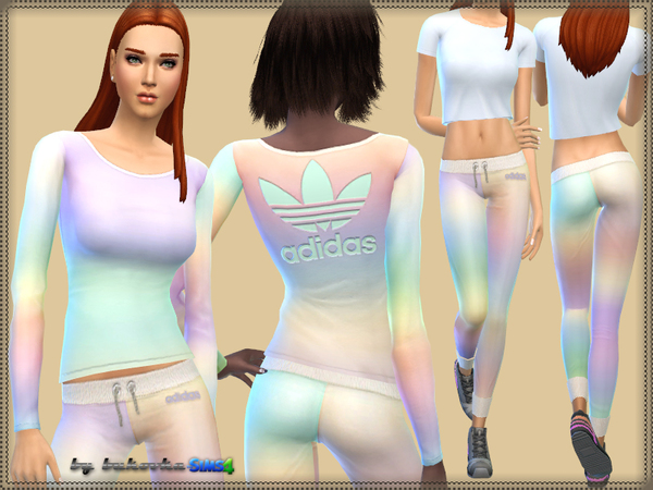Set Pastel Gradient at Bukovka image 1070 Sims 4 Updates