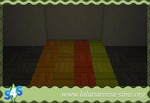 Alternate Wood Tiles Big at LaLunaRossa image 11116 Sims 4 Updates