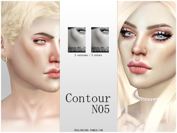 Sims 4 Skin Detail Kit N06 by Pralinesims at TSR