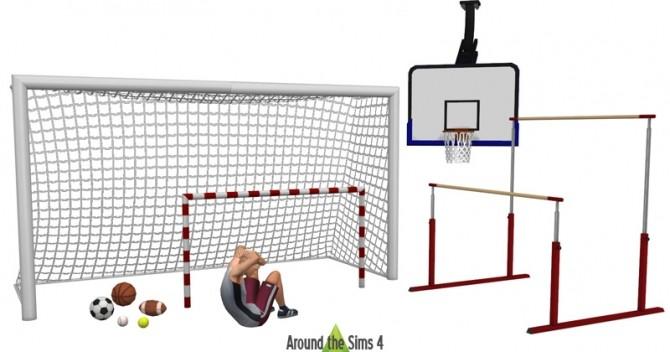 Gym 187 Sims 4 Updates 187 Best Ts4 Cc Downloads